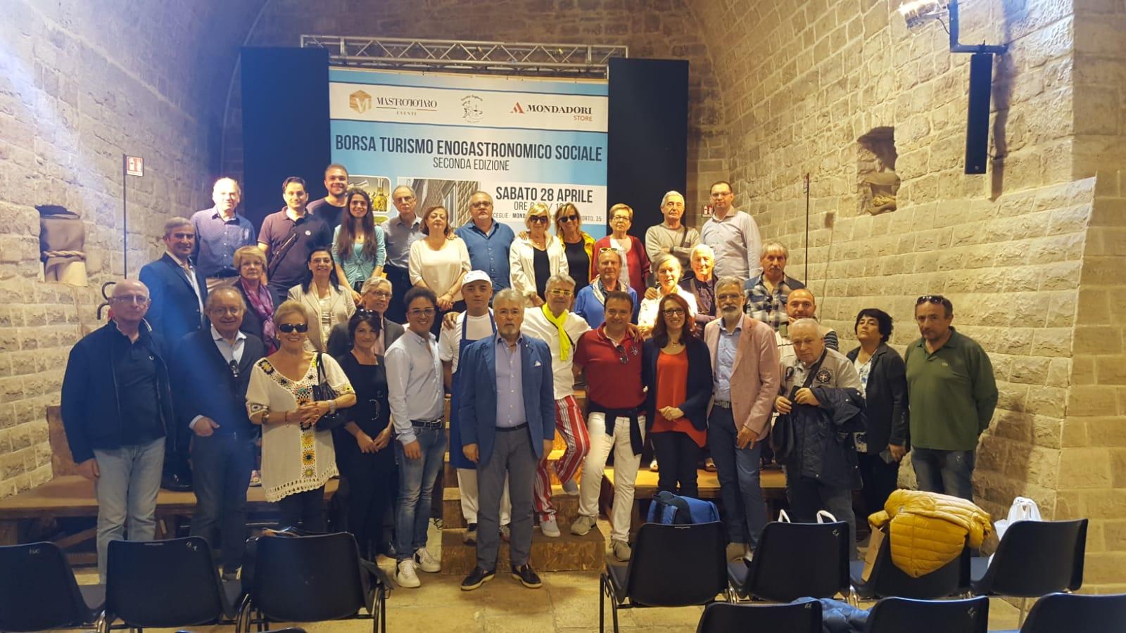 Borsa Turismo Enogastronomico Sociale: partecipazione e consensi da buyer e Cral di tutta Italia