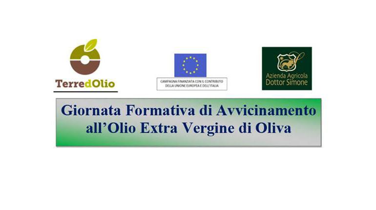 Giornata formativa sull'olio extravergine di oliva